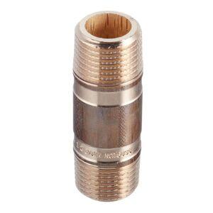 Ниппель удлинительный Viega (267315) 1/2 НР(ш) х 60 мм бронзовый