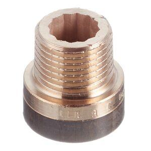 Удлинитель Viega (364854) 12,5 мм х 1/2 ВР(г) х 1/2 НР(ш) бронзовый