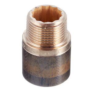 Удлинитель Viega (355043) 30 мм х 3/4 ВР(г) х 3/4 НР(ш) бронзовый