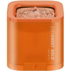 Питьевой фонтан для животных Petkit Eversweet Solo, оранжевый