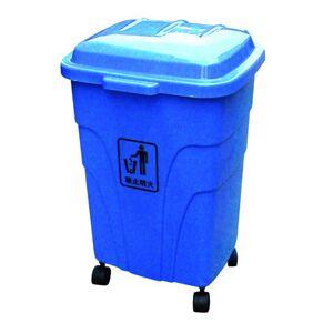 Алсера Бак для мусора на колесах Алсера 0616 серый
