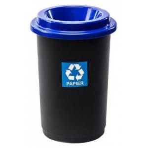 Plafor Бак для мусора Plafor ECO BIN 650-02 зеленый 50л