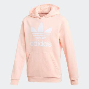 Adidas Худи Trefoil adidas Originals Белый 128