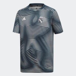 Домашняя предматчевая футболка Реал Мадрид adidas Performance Белый 128