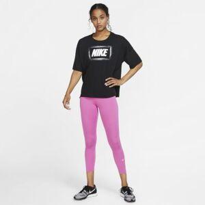 Женская футболка для тренинга с коротким рукавом и графикой Nike Dri-FIT