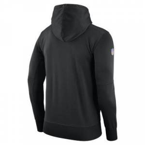 Nike Мужская худи Nike Dri-FIT Therma (NFL Raiders)