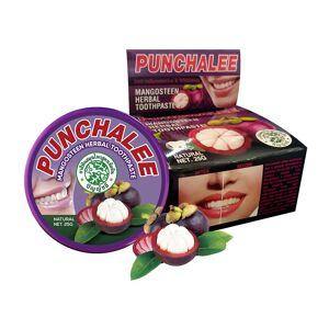 Зубная паста Punchalee Mangosteen Herbal Toothpaste 25g 7667