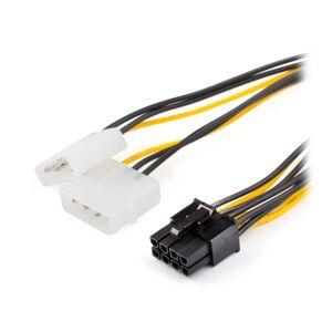 Аксессуар Кабель ATcom 8-pin - 2x Molex AT8604