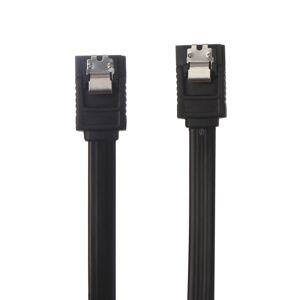 Аксессуар Кабель 5bites V2.0 SATA2-750S-BK