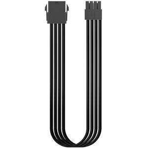 Аксессуар Кабель DeepCool EC300 CPU Black EC300-CPU8P-BK