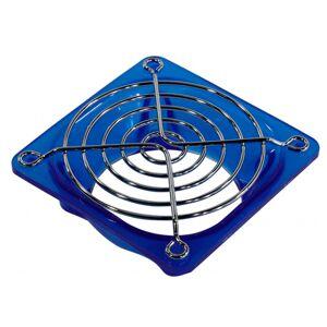 Адаптер для вентилятора Akasa 6cm to 8cm Blue-UV AK-M168-4