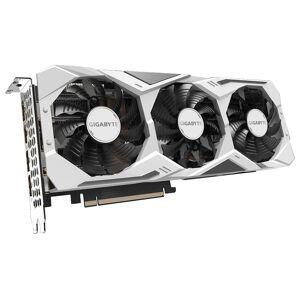 Видеокарта GigaByte GeForce RTX 2070 Super Gaming OC White 1770Mhz PCI-E 3.0 8192Mb 14000Mhz 256-bit HDMI 3xDP GV-N207SGAMINGOC WHITE-8GD