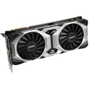 Видеокарта MSI GeForce RTX 2080 Ti 1635Mhz PCI-E 3.0 11264Mb 14000Mhz 352 bit HDMI 3xDP RTX 2080 Ti VENTUS GP OC