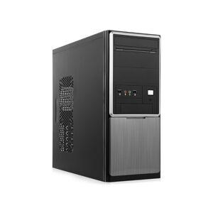 Корпус Qori 3337 500W Black-Grey