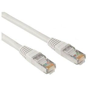 Сетевой кабель ExeGate UTP cat.5e 5m Grey 138964