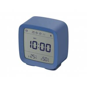 Часы Xiaomi ClearGrass Bluetooth Thermometer Alarm Clock CGD1 Blue