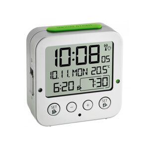 Часы TFA 60.2528.01 White