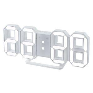 Часы Perfeo Luminous PF-663 White-White