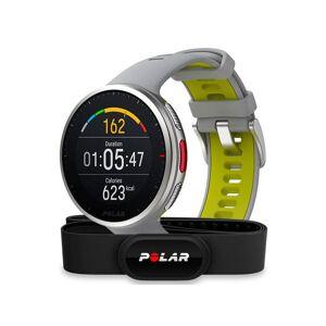 Часы Polar Vantage V2 HR M/L Grey-Lime 90083650