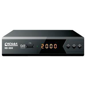 Сигнал electronics DVB-T2 HD-300
