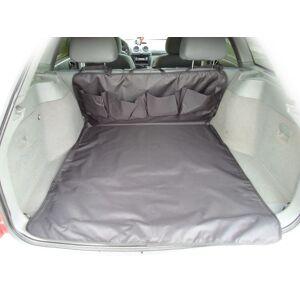 Органайзер AvtoPoryadok Защитная накидка в багажник с карманами Black B17200Bl