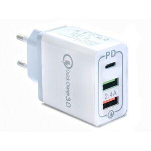 Зарядное устройство KS-is USB QC3.0 Qitii KS-380