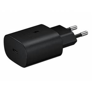 Зарядное устройство Samsung USB Type-C 3A 5V Black EP-TA800NBEGRU