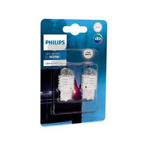 Лампа Philips White Ultinon Pro3000 LED W21W 12V-LED (W3x16d) 2шт 11065U30CWB2