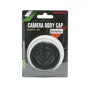 Sony Аксессуар Заглушка на фотоаппараты Sony/Minolta Matin Body Cap M-5983