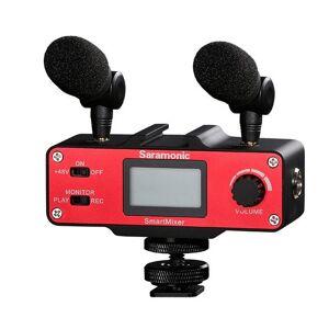 Аудио-микшер Saramonic SmartMixer для iPhone/PAD/iPod/Mac/Android
