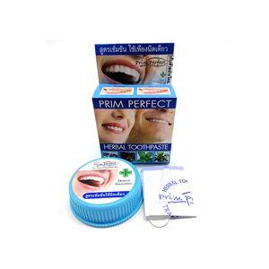 Зубная паста Prim Perfect Herbal Toothpaste 25g 0790