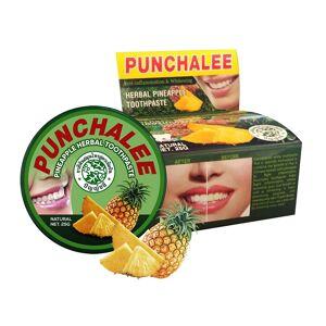 Зубная паста Punchalee Herbal Pineapple Toothpaste 25g 7674