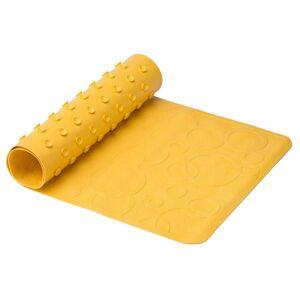 Антискользящий резиновый коврик для ванны Roxy-Kids 35x76cm Yellow BM-M188-1Y