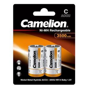 Аккумулятор C - Camelion 3500mAh Ni-Mh BL-2 NH-C3500BP2 (2 штуки) 6184
