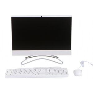 Моноблок HP 22-c1003ur White 6PD33EA (AMD Ryzen 3 3200U 2.6 GHz/4096Mb/1000Gb + 128Gb SSD/AMD Radeon Vega 3/Wi-Fi/Bluetooth/Cam/21.5/1920x1080/Windows 10 Home 64-bit)