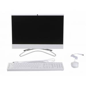 Моноблок HP 22-c0106ur White 6PJ38EA (AMD A4-9125 2.3 GHz/4096Mb/500Gb/DVD-RW/AMD Radeon R3/Wi-Fi/Bluetooth/Cam/21.5/1920x1080/DOS)