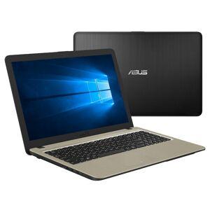 Ноутбук ASUS X540BA-DM213T 90NB0IY1-M10170 (AMD A9-9425 3.1GHz/4096Mb/256Gb SSD/No ODD/AMD Radeon R5/Wi-Fi/15.6/1920x1080/Windows 10 64-bit)