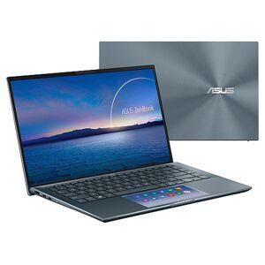 Ноутбук ASUS Zenbook 14 UX435EA-A5022T Pine Grey 90NB0RS1-M01380 (Intel Core i7-1165G7 2.8GHz/16384Mb/1024Gb SSD/Intel Iris Xe Graphics/Wi-Fi/Bluetooth/Cam/14.0/1920x1080/Windows 10)