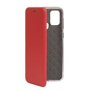 Чехол Zibelino для Samsung Galaxy M31 Book Red ZB-SAM-M31-RED
