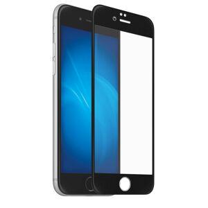 Защитное стекло Pero для APPLE iPhone 7 / 8 Full Glue Black PGFG-I7