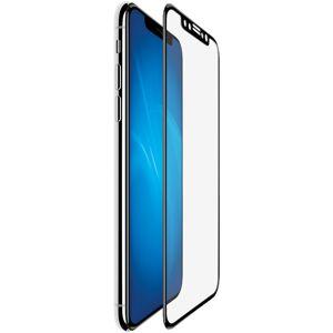 Защитное стекло LuxCase для APPLE iPhone 12 Pro/12 Max 2.5D Full Glue Black Frame 78401