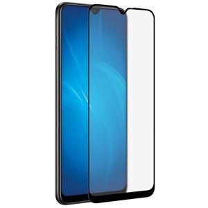 Защитное стекло mObility для Samsung Galaxy A10 Full Screen 3D Full Glue Black Frame УТ000024404
