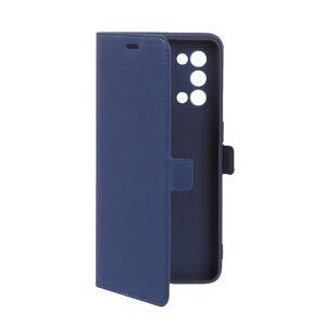 Чехол DF для Oppo Reno 5 4G Blue oFlip-15