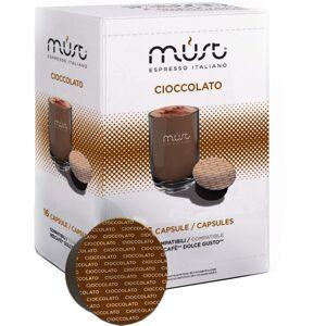 Капсулы Must Cioccolato 16шт стандарта Dolce Gusto