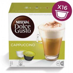 Капсулы Nescafe Cappuccino 16шт стандарта Dolce Gusto 12355121