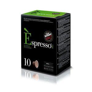 Капсулы Vergnano Espresso Lungo Intenso 10шт стандарта Nespresso