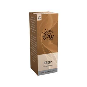 Масло эфирное Натуральные масла Кедра эфирное 10ml