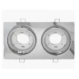 Светильник In Home GX53R-2ST-C 230V Chrome 4690612021560