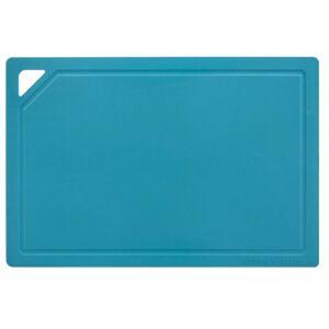 Доска разделочная TimA 31x21cm Turquoise ДРГ-3022