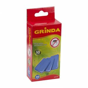 Средство защиты от комаров Grinda 30шт 68530-H30 - пластины